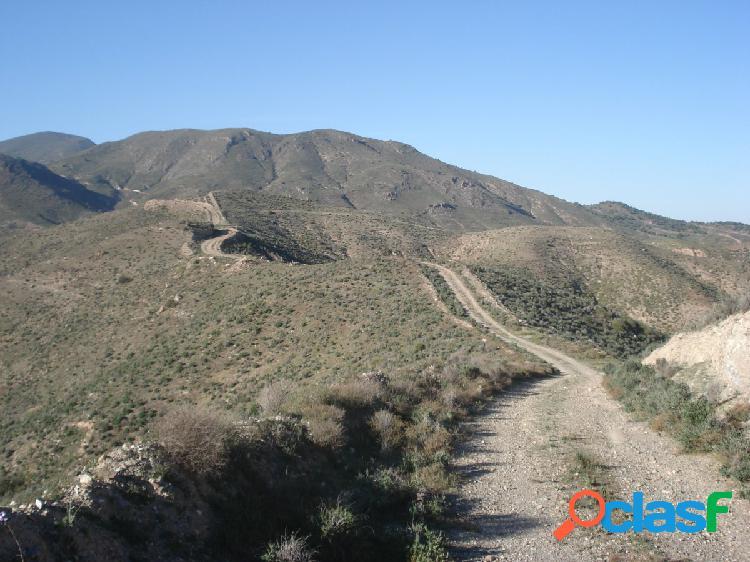 Finca goñar-huercal overa 52 hectáreas y metida en un coto de 1.000 hectáreas