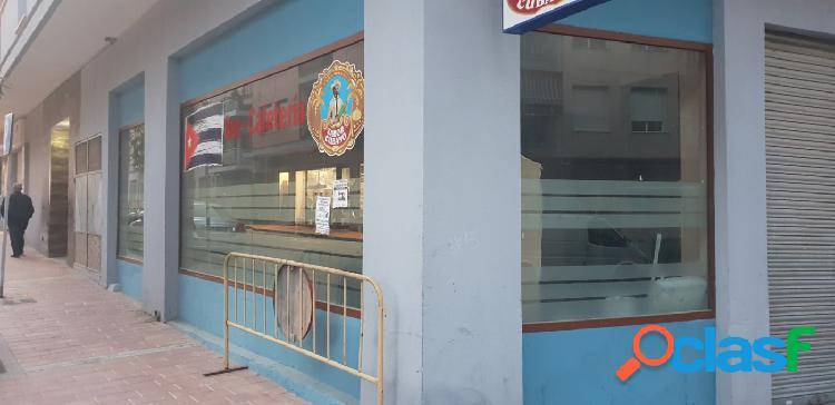 Amplio local comercial, esquina san josé