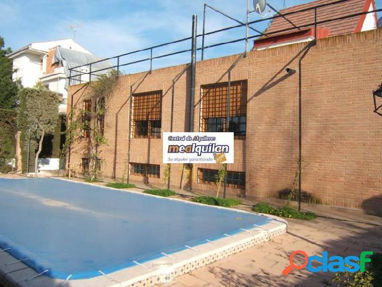 Alquiler Chalet Urbanizacion los Vientos Molina Segura Murcia -Alquileres con opción de compra- 1