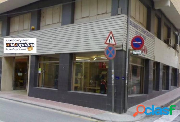 Alquiler local comercial Molina Segura Murcia **Alquileres con opción de compra** 1