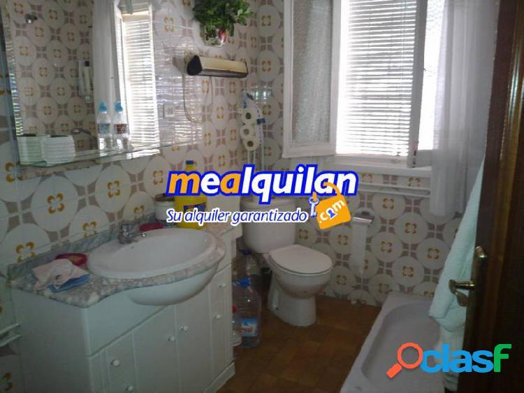 Alquiler piso en Santa Maria de Gracia Murcia junto ronda norte y corte ingles. Piso de 4 dormitorio 1