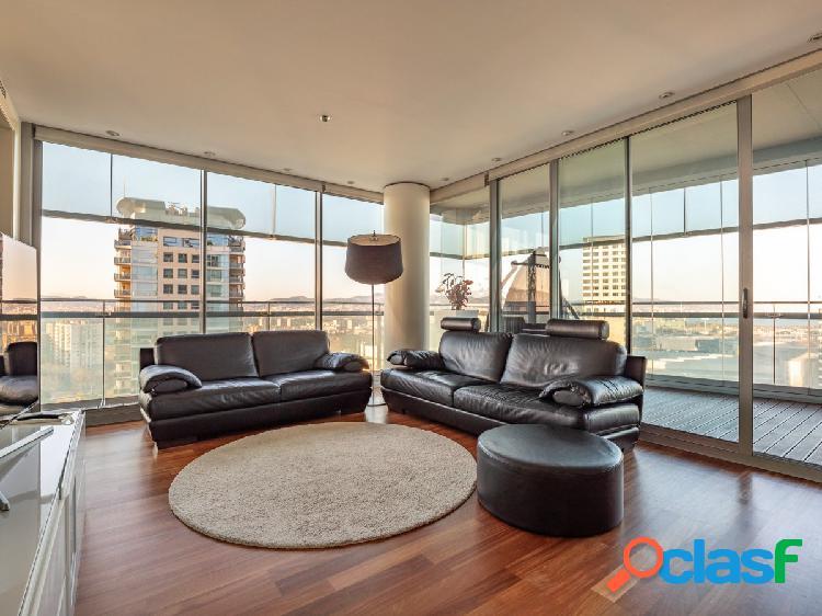 `piso con visitas panoramicas