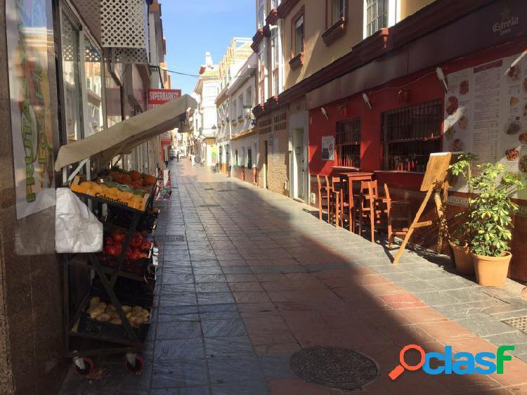 Venta de local comercial en fuengirola centro