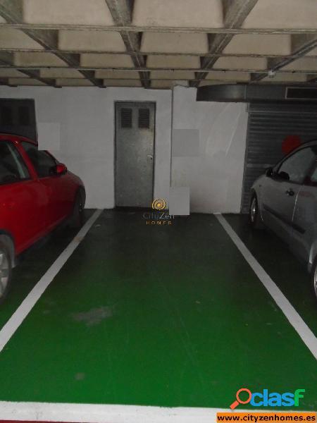 Garaje y trastero en el centro de alicante
