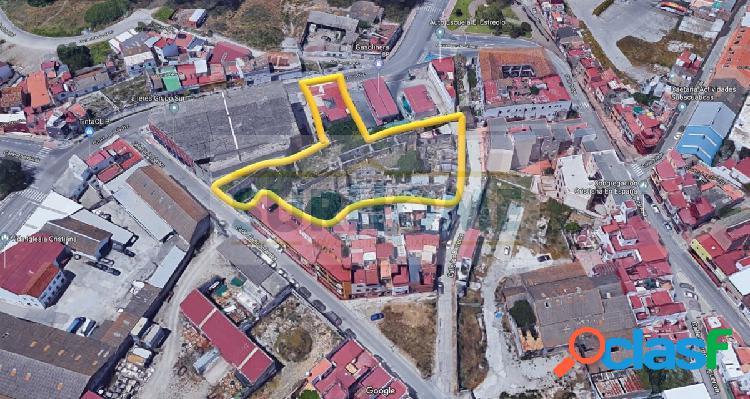 Oportunidad promotores, suelo urbano en parcela de 3787m2 con estudio de detalle aprobado.