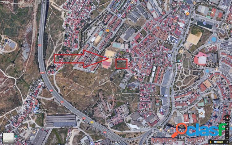 Parcela en Moncayo con estudio de detalle aprobado para proyecto de 12 viviendas adosadas.
