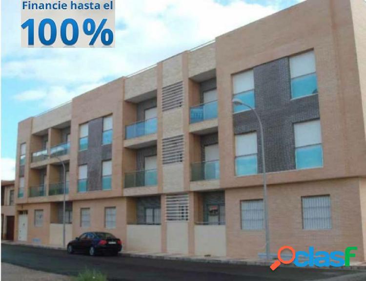 Adjudicación bancaria: excelente vivienda con garaje en roquetas de mar