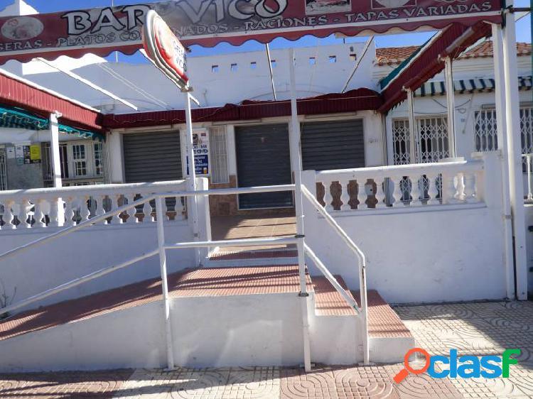 Gran bar restaurante en urbanización