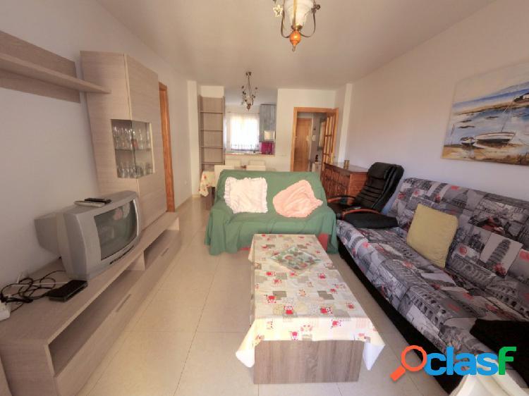 Acogedor piso de dos dormitorios