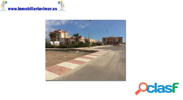 Solar urbanizado en roquetas de mar - zona carretera de la mojonera