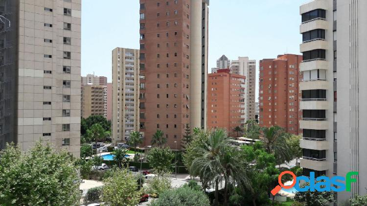 Apartamento de alquiler vacacional en zona de levante con parking y piscina