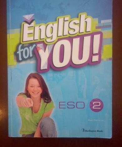 2º eso, inglés, students book, english for you!