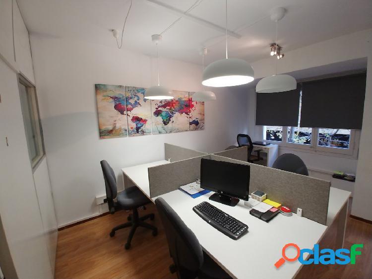 Coworking Palamos. Centro de Negocios. Despachos-oficinas, puestos de trabajo Asesoram emprendedores