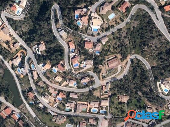 Parcelas edificables en urbanización Rio de Oro, Calonge.