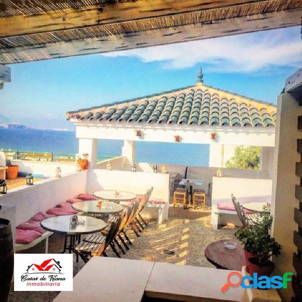 Traspaso bar restaurante con vistas al mar