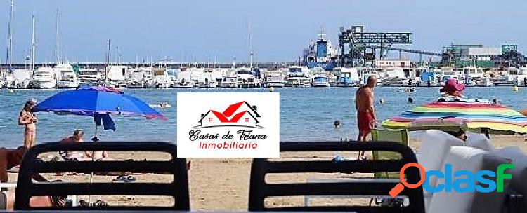Traspaso restaurante junto playa en torrevieja
