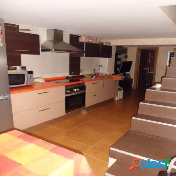 Casa venta en vall d'alba zona la barona, 95 m. de superficie, 30 m2 de terraza, 2 hab.