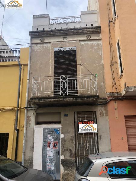 Casa en venta castellon de la plana zona ronda de la magdalena