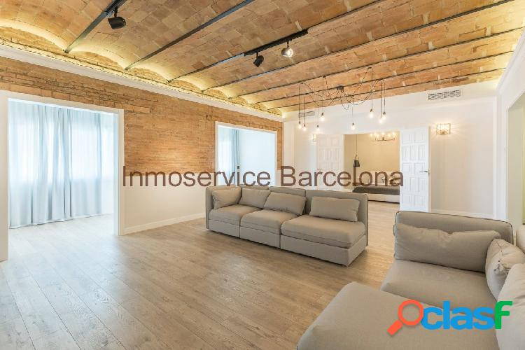 Espectacular piso en el centro de barcelona