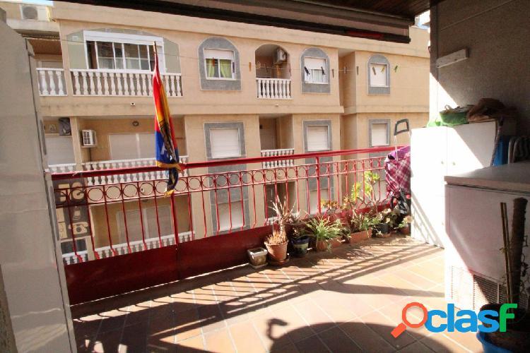 Amplio apartamento con gran terraza en Habaneras (Orientacion Sur)