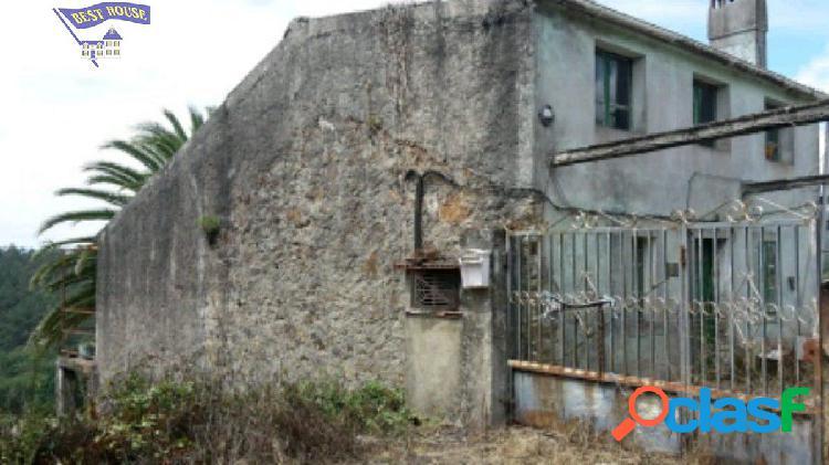 Casa para reformar con terreno en marrozos