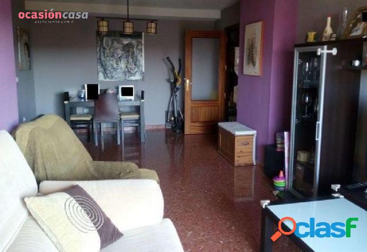 Bonito piso,con garaje, en la avenida de los álamos!!