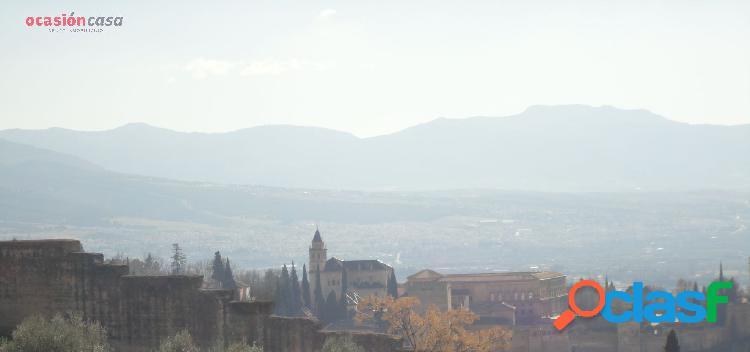 Patrimonio de la humanidad, albaycin, zona carmenes de san miguel, dos casas independientes !!