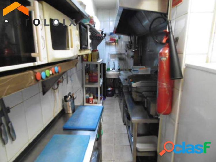 Bar-restaurante en funcionamiento desde hace 7 años en casco antiguo, Benidorm. www.euroloix.com 2