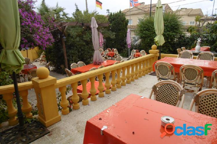 Restaurante a pleno rendimiento + casa de 130 m2 www.euroloix.com