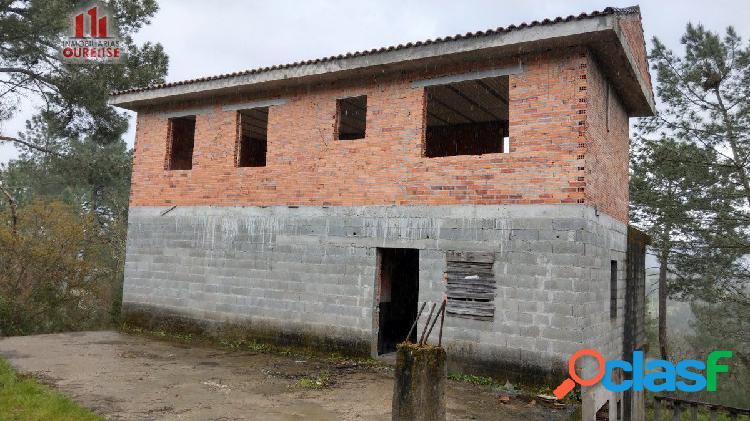 Casa en construcción en barbadás.