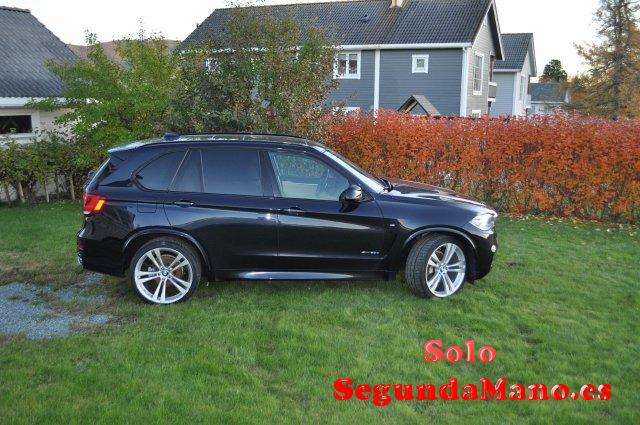 Bmw x5 xdrive 3.0 d m-sport, panorama, head-up, 4-soner klim