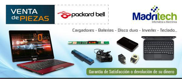 Batería packard bell bp-8050 compatible