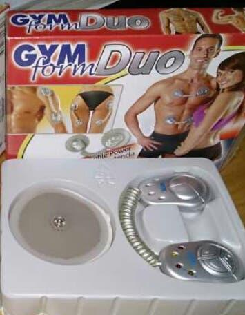 Gym form duo