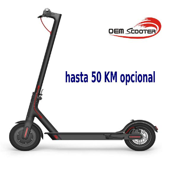 Patinete electrico oem sport edition 60km opcional