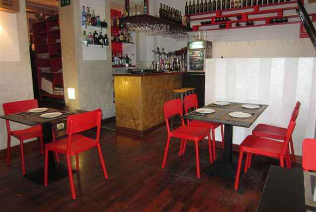 Se traspasa bar restaurante 160m2 barrio salamanca