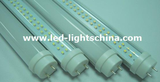 T8 y t5 tubo led, lámpara de tubo fluorescente led,