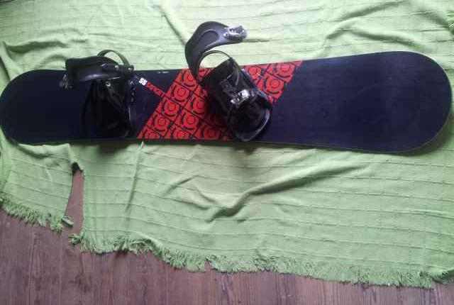 Tabla snowborad nitro