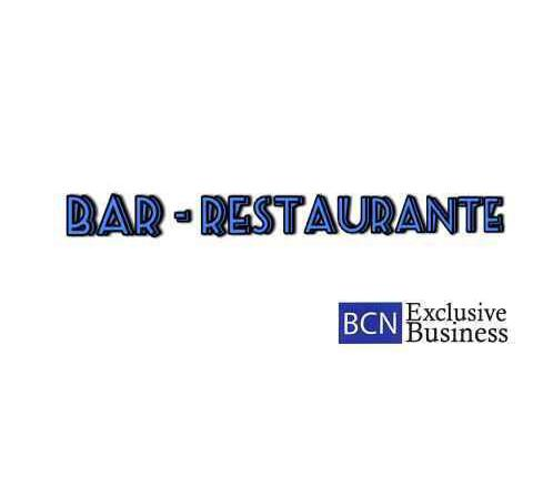 Traspaso con exclusividad bar restaurant del raval