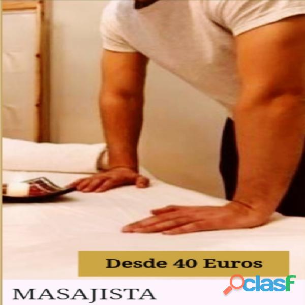 Jordi masajes para hombres discretos