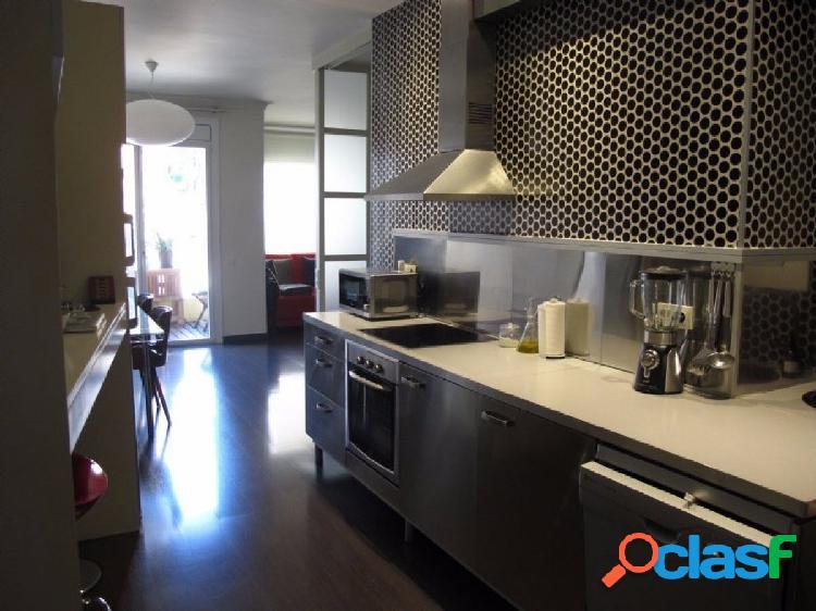 Fantastico piso a nuevo en eixample! venta con renta
