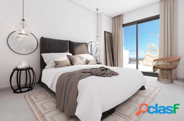 Moderno, elegante y confortable en un entorno inigualable.