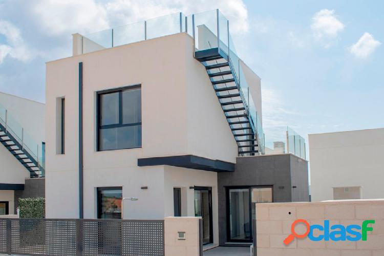 Nuevo residencial ubicado en la zona de villamartin, en pau 26 (orihuela costa).