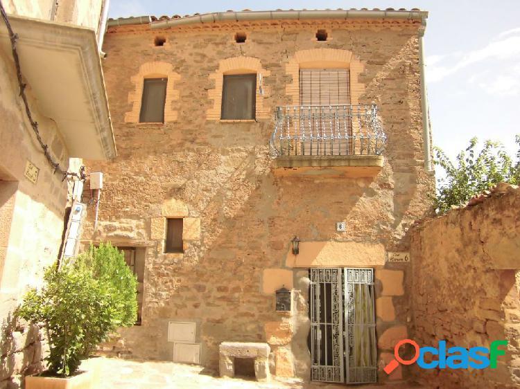 Casa de piedra en riudovelles