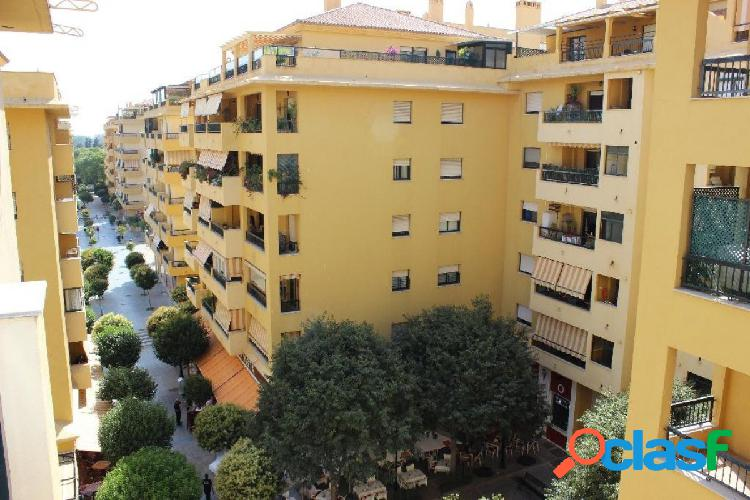 Magnifico piso en san pedro alcantara a la venta urbanización guadalcantara