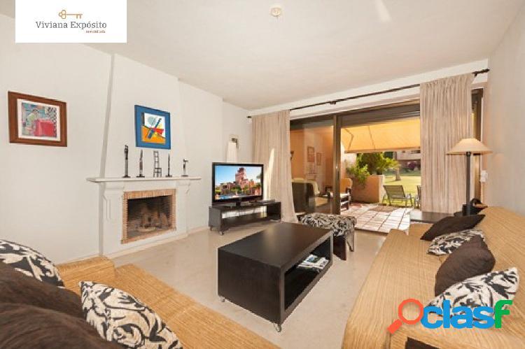 Amplio piso dos dormitorios en cartuja del golf!!