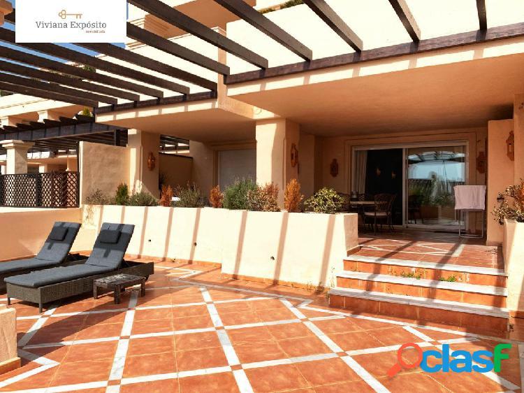 Espectacular piso de dormitorios en nueva andalucia!! albatros hills!!