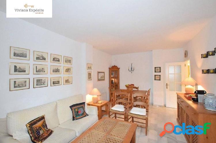 Precioso piso de dos dormitorios a cinco minutos del mar!! guadalmina baja!!