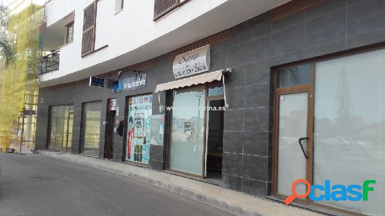 Local comercial en el centro urbano de els poblets