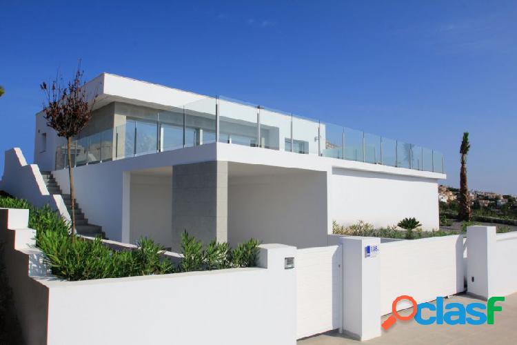 Villa de diseño en Cumbre del Sol entre Javea y Moraira