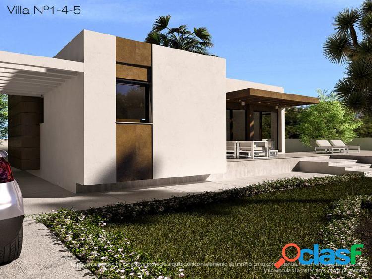 Villa en Els Poblets al lado de Denia 2